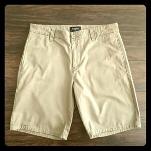 NWOT Brixton Carter Chino shorts